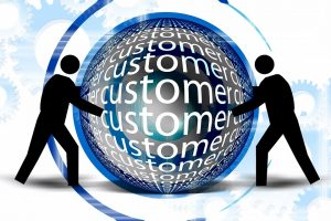 design de services client au centre