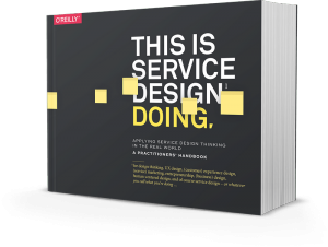 livre this is service design doing
