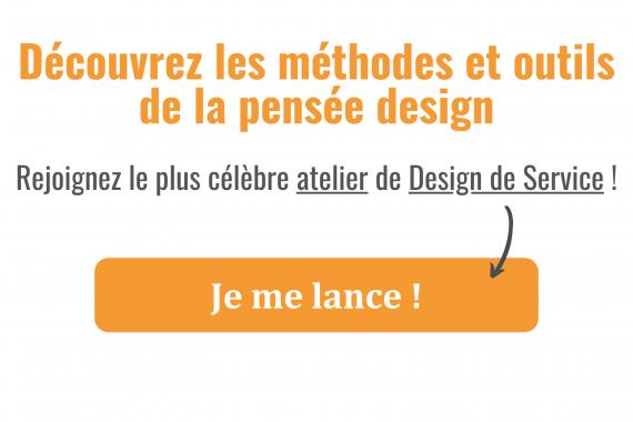 Pensée design - Design de service