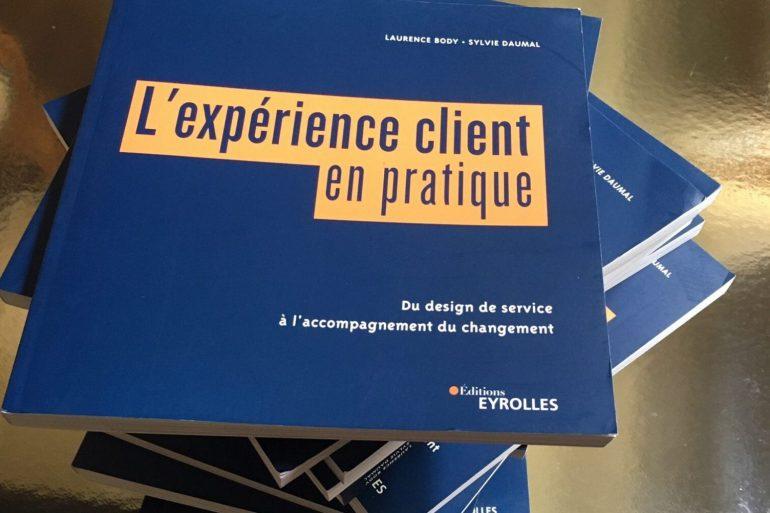 Expérience client en pratique livre