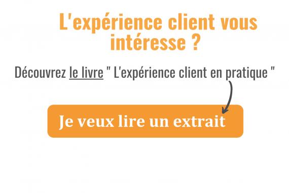 Principes expérience client