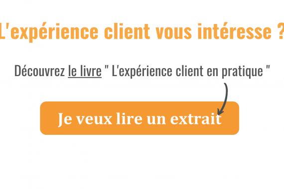 Livre expérience client